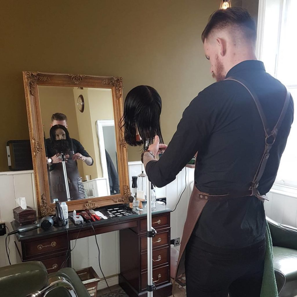 Barber course, how to become a barber in london, barber shop london, shoreditch barber, barbershop
