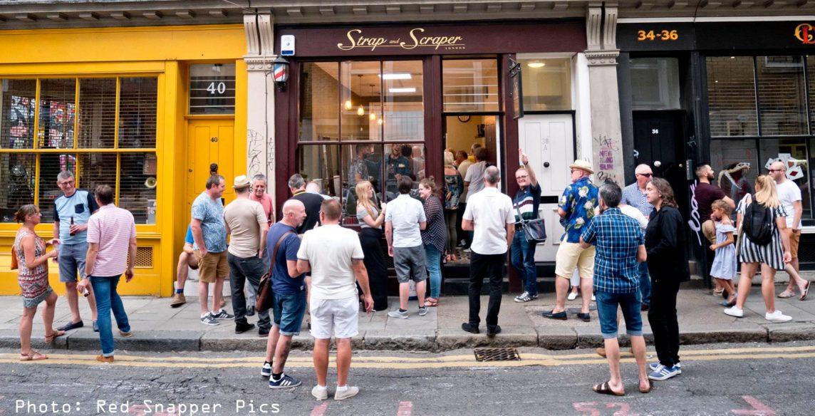 Shoreditch barbers, barbershop, London barber, fade barbers, barbers near me