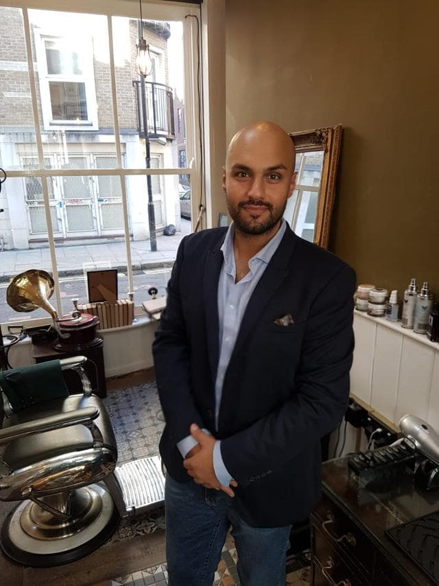 Shoreditch, barbers, barbers near me, Barbershop, Brick Lane barbers,