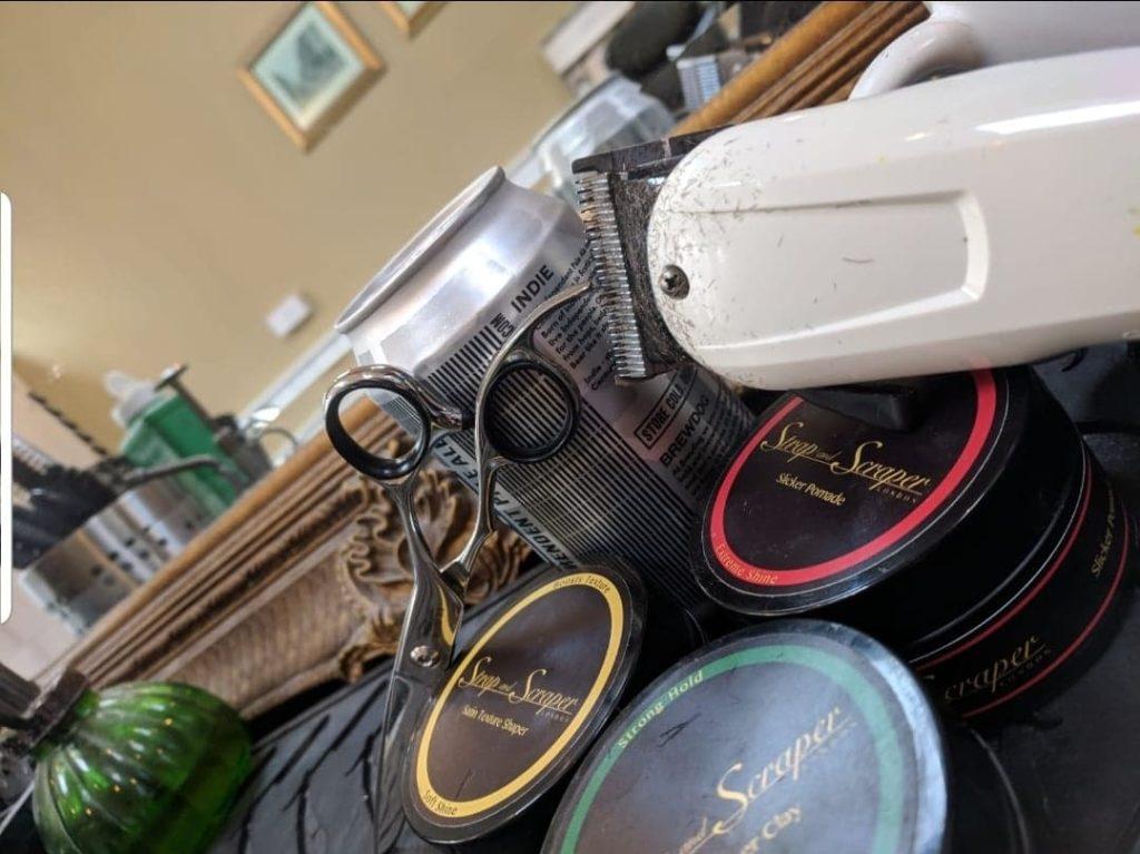 Barbershop, styling products, shoreditch, brick lane barbershop, london barbers