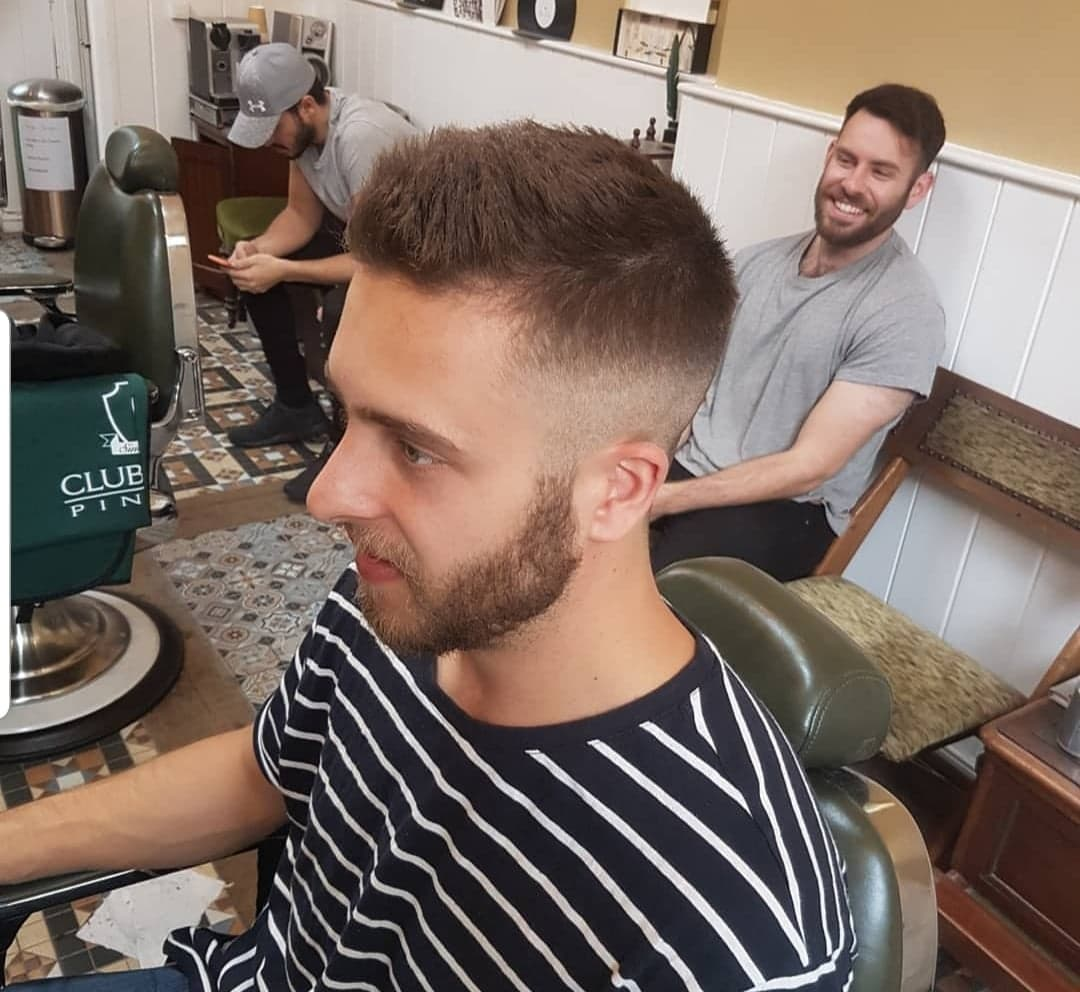 London Barber Shop Archives Strap And Scraper London